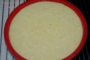 Gâteau de Capri chocolat blanc-amande -DSC_4685_13032