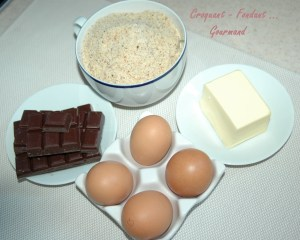 Gâteau de Capri chocolat-noisette -DSC_4661_13008