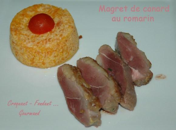 MAGRET au romarin - DSC_5145_13498