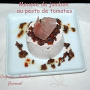 Mousse de jambon au pesto de tomate - DSC_4853_13194