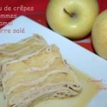 Gâteau de crêpes aux pommes et caramel de beurre salé -DSC_6148_14519