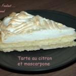 Tarte au citron et mascarpone -DSC_6054_14408