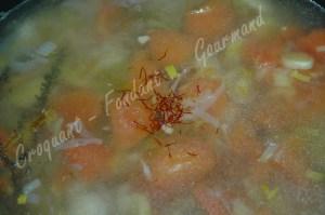 Bouillabaisse d'œufs pochés au safran - DSC_7219_15612