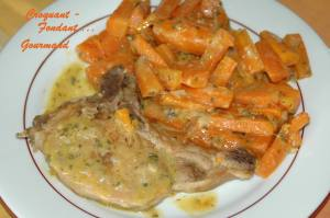 Côtes de porc aux carottes - septembre 2008 019 copie