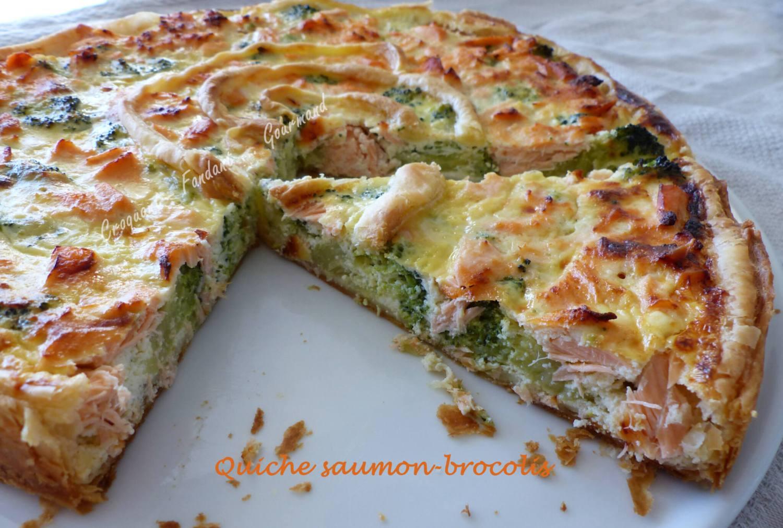 Quiche saumon-brocolis P1010588