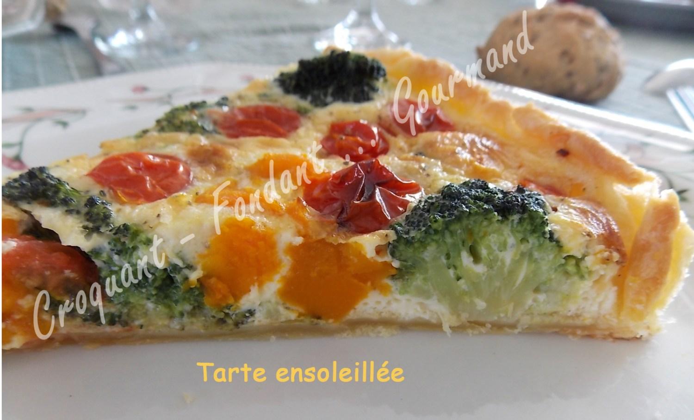 Tarte ensoleillée DSCN0874_20147