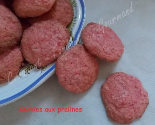 Cookies aux pralines DSCN6134_26190