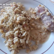Crozets de Savoie et saucisse italienne DSCN6809_26929