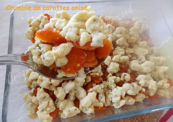 Crumble de carottes anisé DSCN6892_27012