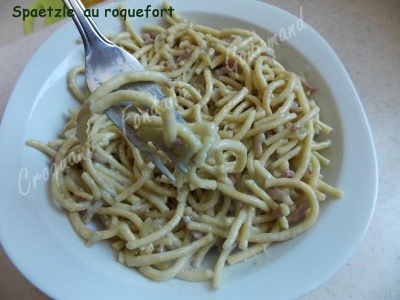 Spaetzle au roquefort DSCN6379_26486