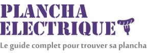 Plancha électrique logo PE