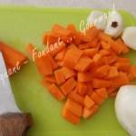 Salade tiède de lentilles et son duo de poissons DSCN7429_27573