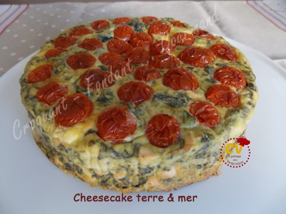 Cheesecake terre & mer DSCN0129_29667