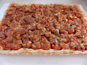 Tarte aux aubergines grillées DSCN0063_29570