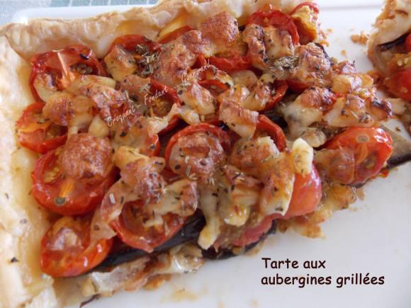Tarte aux aubergines grillées DSCN0067_29574