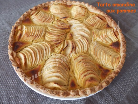 Tarte amandine aux pommes DSCN0625_30163