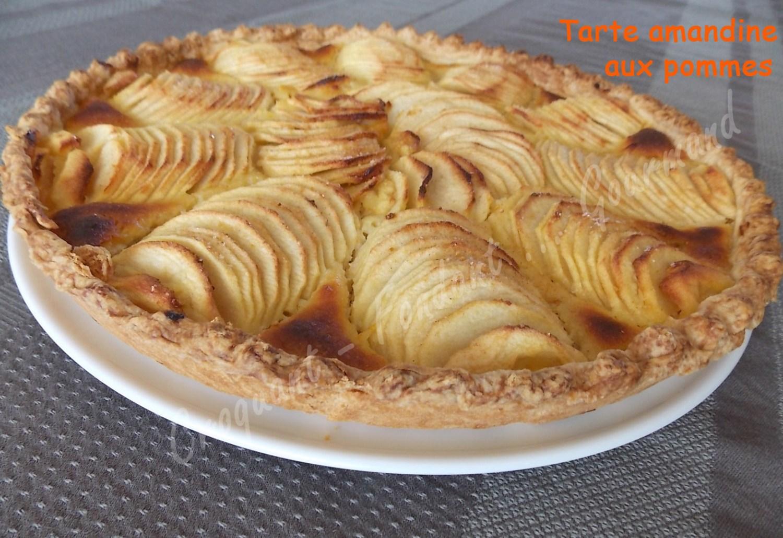 Tarte amandine aux pommes DSCN0626_30164