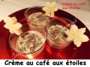 Crème au café aux étoiles Index 4-4 DSCN1873_21749