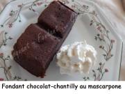 Fondant chocolat et chantilly mascarpone Index DSCN1037_20308