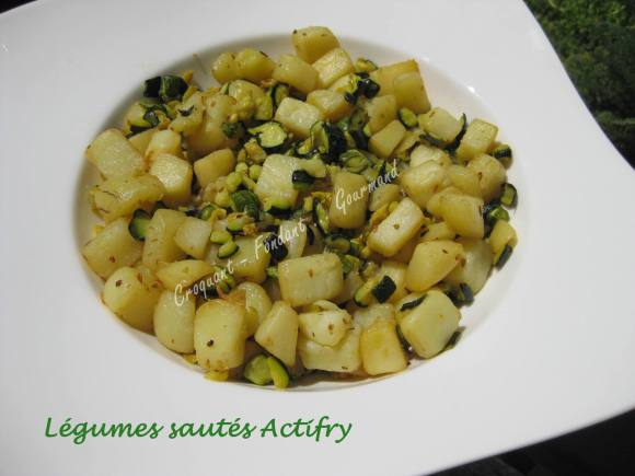 Légumes sautés Actifry IMG_5891_34682