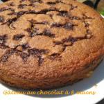 Gâteau au chocolat à 8 mains IMG_5882_34673