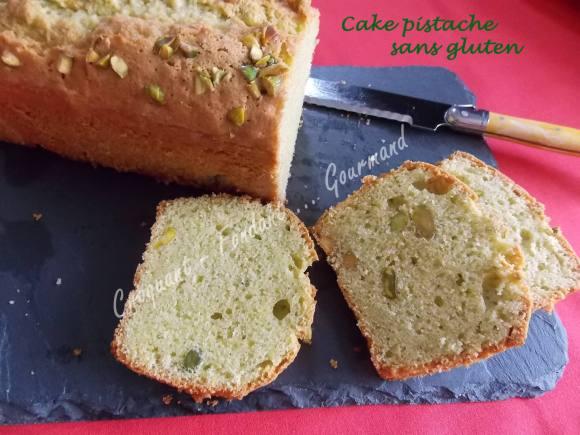 Cake pistache sans gluten DSCN7221