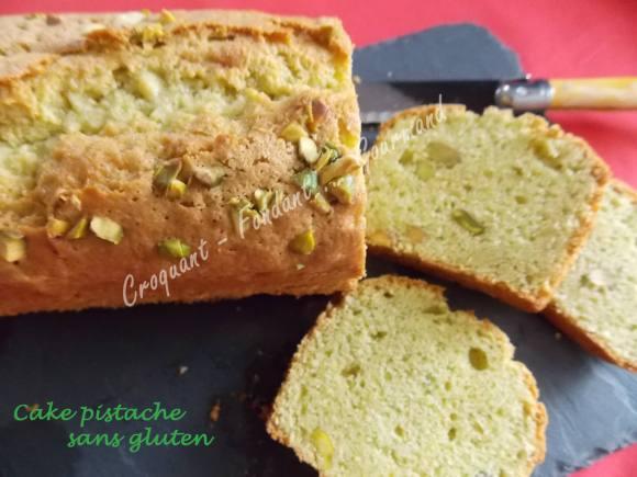 Cake pistache sans gluten DSCN7225