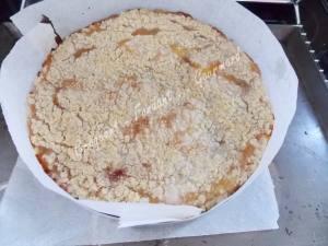 Cheesecake citron-framboise DSCN7689