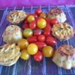 Clafoutis courgette-parmesan à vous de jouer La cuisine de Cécile IMG_8295