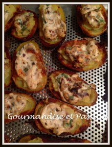 Défi 7 Potato skin Gourmandise et passion 106546667