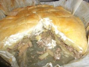 Défi cuisine 7 Grâteau de pommes de terre au steak la bonne popotte de Patricia 106388771