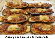 Aubergines farcies à la mozzarella Index DSCN3829_34027