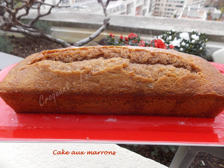 Cake aux marrons DSCN1802