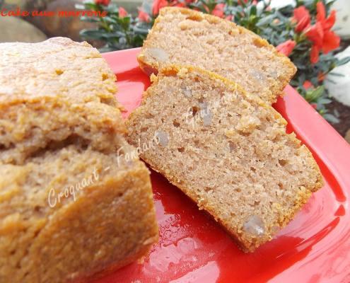 Cake aux marrons DSCN1804
