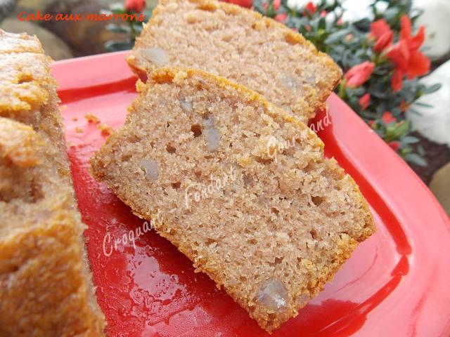 Cake aux marrons DSCN1805