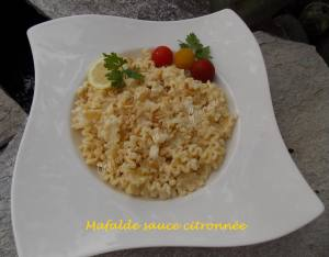 Mafalde sauce citronnée DSCN6133