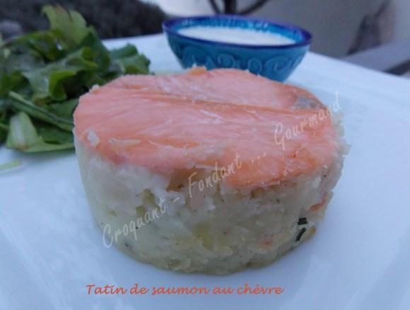 Tatins de saumon au chèvre DSCN9125