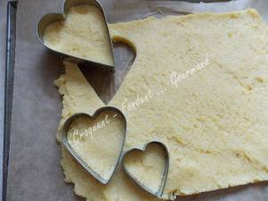Filets de cabillaud et polenta DSCN2434