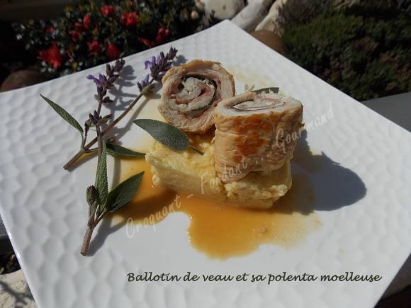 Ballotin de veau et sa polenta moelleuse DSCN3367