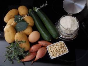 Gâteau de pommes de terre italien DSCN4660