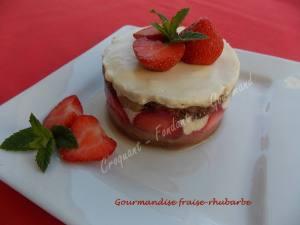 Gourmandise fraise-rhubarbe DSCN5002
