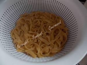Tagliatelles aux tomates séchées DSCN4443