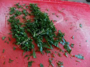 Salade aubergines et filets de rougets DSCN5201