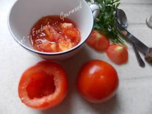 Œuf en nid de tomate DSCN0308