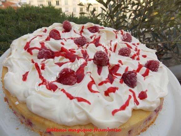 Gâteau magique framboise DSCN0382