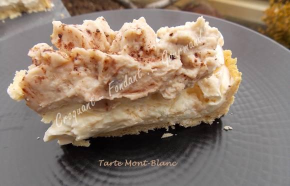 Tarte Mont-Blanc DSCN1607