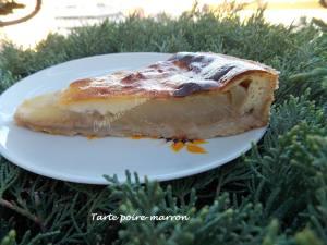 tarte-poire-marron-dscn7732