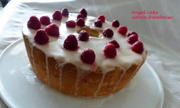 Angel cake citron-framboise P1010131