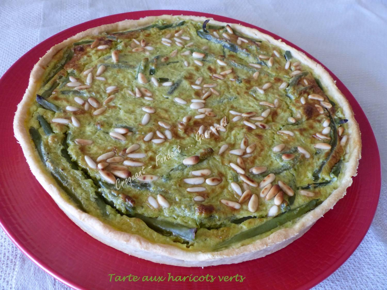 Tarte aux haricots verts P1040468