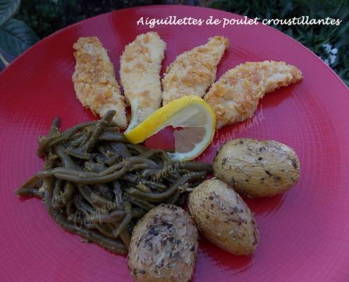 Aiguillettes de poulet croustillantes DSCN6013